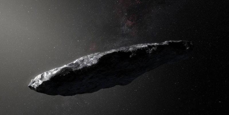 There could be hundreds of interstellar asteroids lurking in our solar system