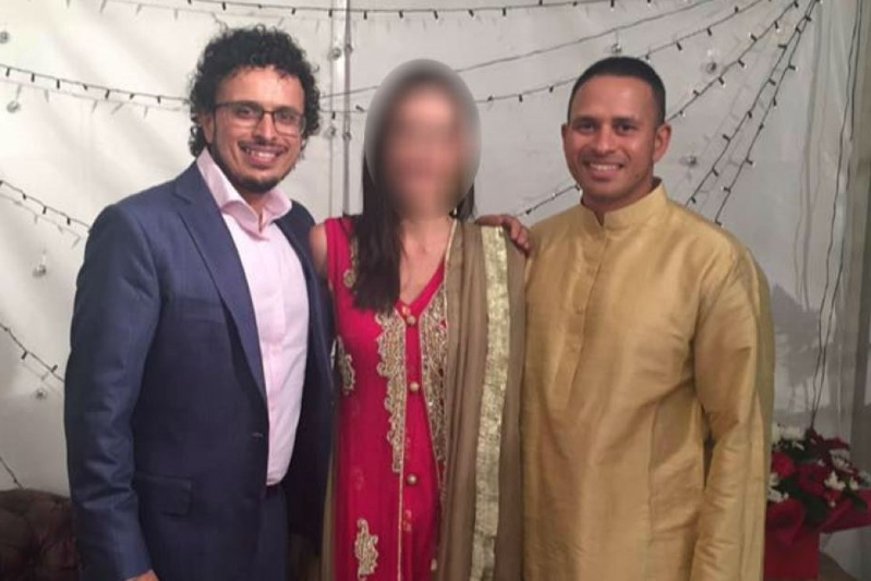 Usman Khawaja's brother Arsalan arrested over alleged UNSW terror hit list