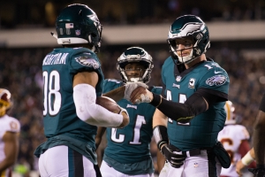 Winners, losers from Eagles-Redskins 'Monday Night Football'