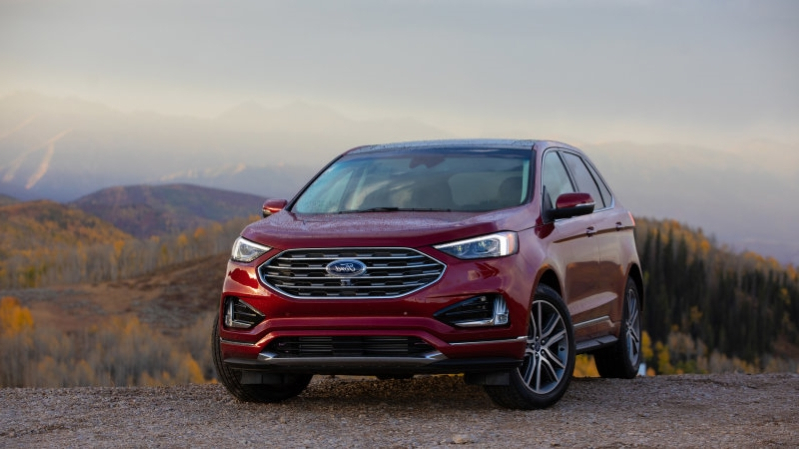 Ford Edge Drivers Notes Review Testing The Middle Child