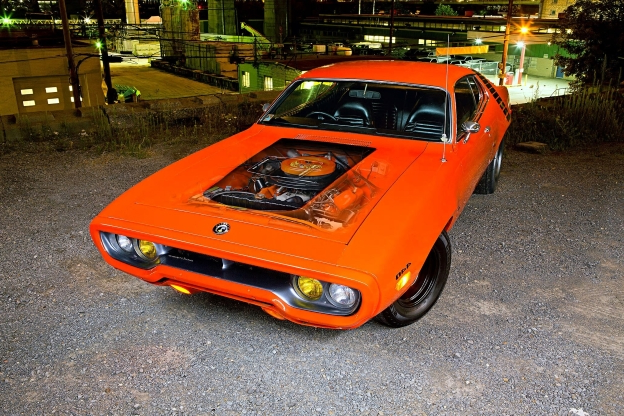 Something Different: 1972 Plymouth Road Runner GTX