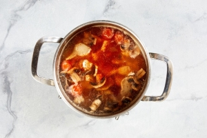 This tangy, spicy Thai soup recipe will slash your takeout expenses