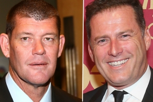 Why James Packer is expected to miss longtime friend Karl Stefanovic's wedding