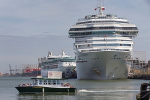Ahoy! Galveston, Royal Caribbean plan 3rd cruise terminal