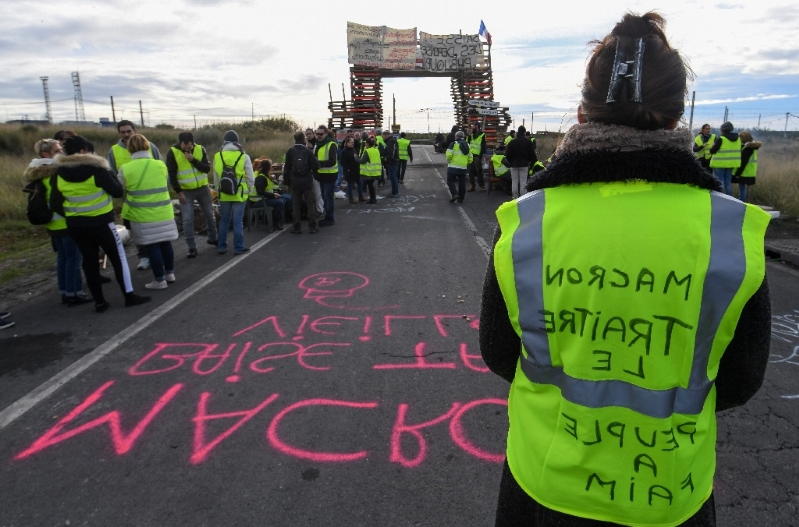 Five consequences of France's 'yellow vest' protests