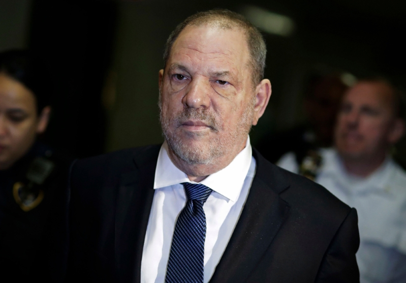 Harvey Weinstein Email to Friends Reportedly Leaked: 'I've Had One Hell of a Year'