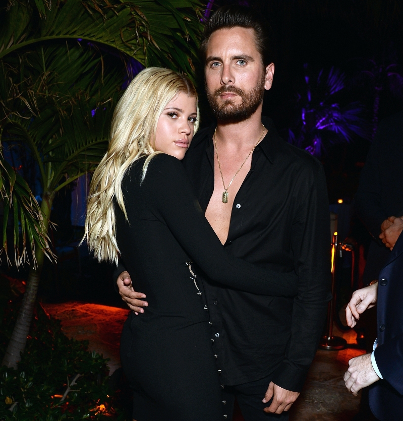 Kourtney Kardashian and Scott Disick Coparenting Pic Sparks Outrage