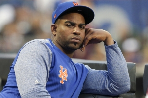 Mets not expecting Yoenis Cespedes back until second half of season