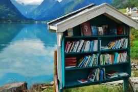 Mundal, Norway Is Home to More Books Than People