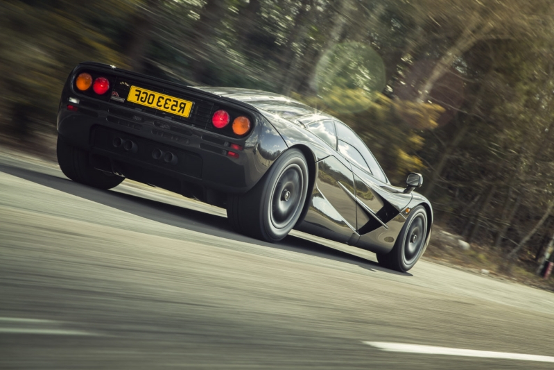 Nine unusual supercar facts