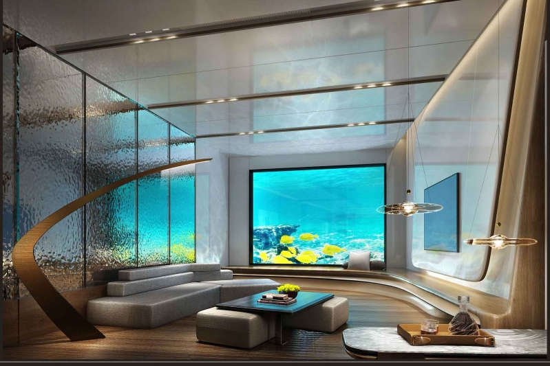 The Best Underwater Hotels in the World