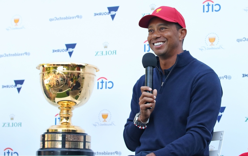 Tiger Woods sees no U.S. Ryder Cup hangover in 2019 Presidents Cup