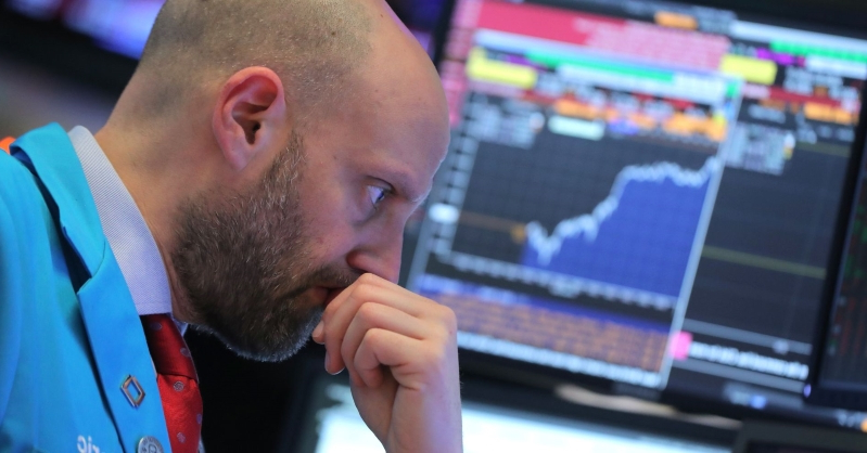 US market sell-off set to continue as Dow futures fall