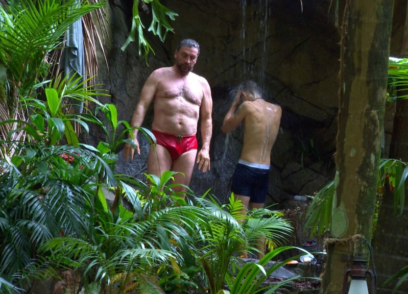 Why I'm a Celebrity SHOULDN'T ban its shower scenes