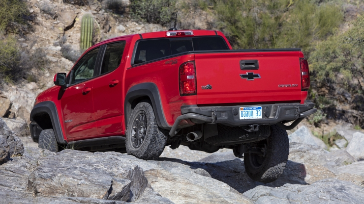 2019 Chevy Colorado ZR2 Bison First Drive Review | Improved, but not transformed