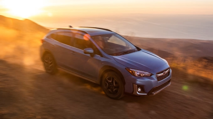 2019 Subaru Crosstrek Hybrid First Test: Quietly Off-Roading Into the Future