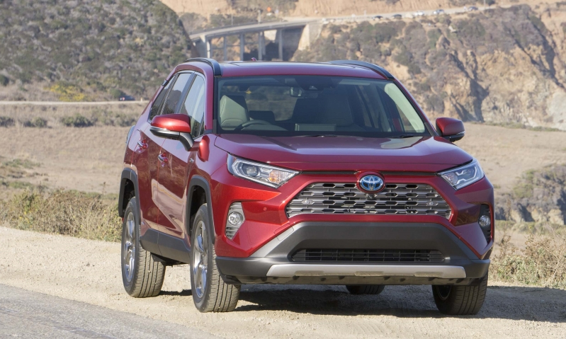 Reviews 2019 Toyota Rav4 First Drive Review Pressfrom Us