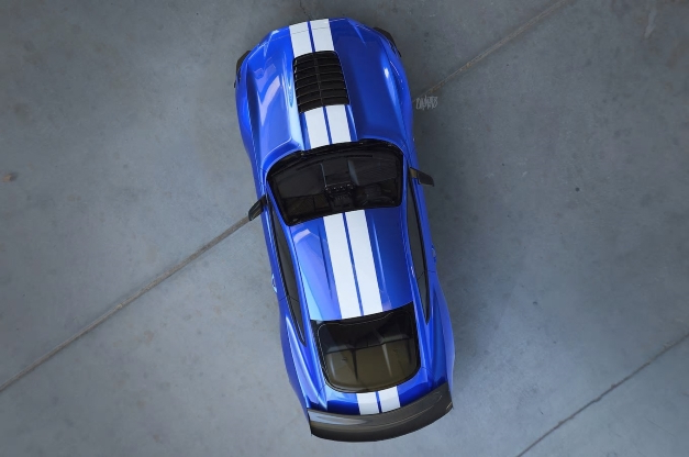 2020 Ford Mustang Shelby GT500 Coming to Detroit Auto Show