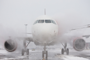 Airlines Waive Change Fees Ahead of Winter Storm Diego