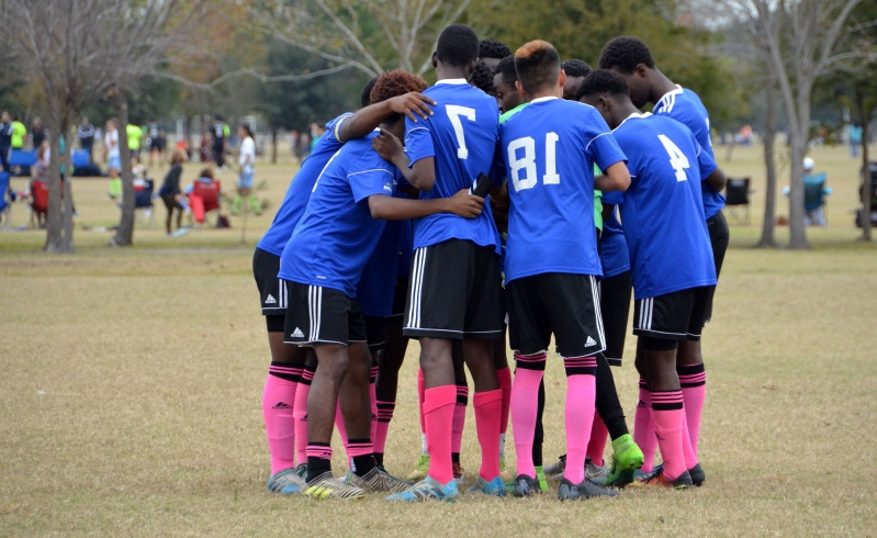 As U.S. cuts refugee numbers, African teens find brotherhood on a Texas soccer team