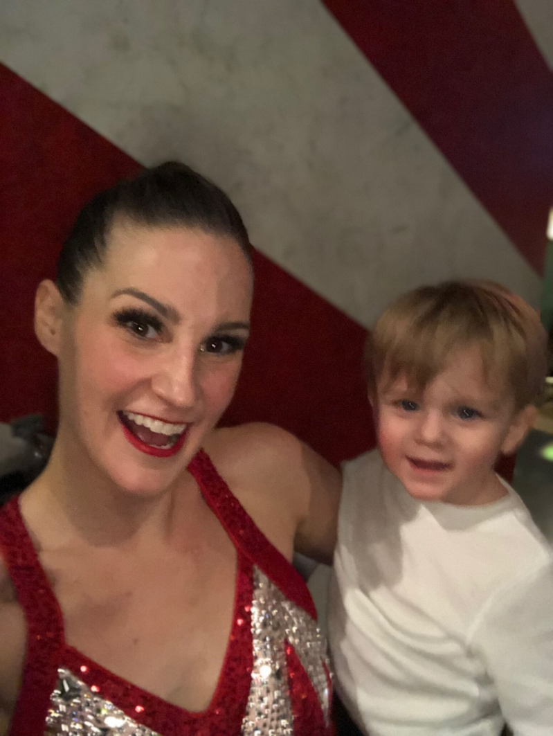 From high kicks to high chairs: 6 life hacks from Rockette moms