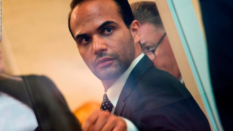 George Papadopoulos released from prison