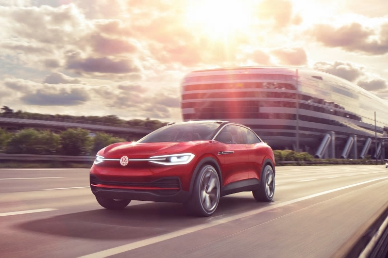 Here's Why Volkswagen Plans to Abandon Front-Wheel-Drive EVs