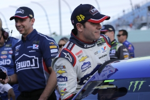 Is Jimmie Johnson's NASCAR title window closed? Depends if you trust history or heart