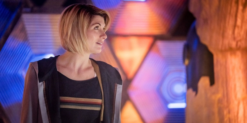 Jodie Whittaker confirmed for Doctor Who series 12