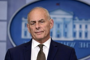 Mueller investigators questioned John Kelly in obstruction probe
