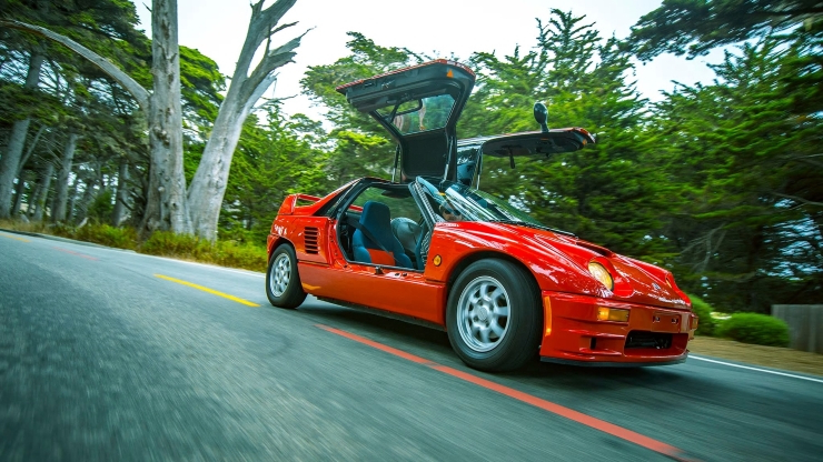 The Autozam AZ-1 Is the Ultimate Japanese Micro Machine
