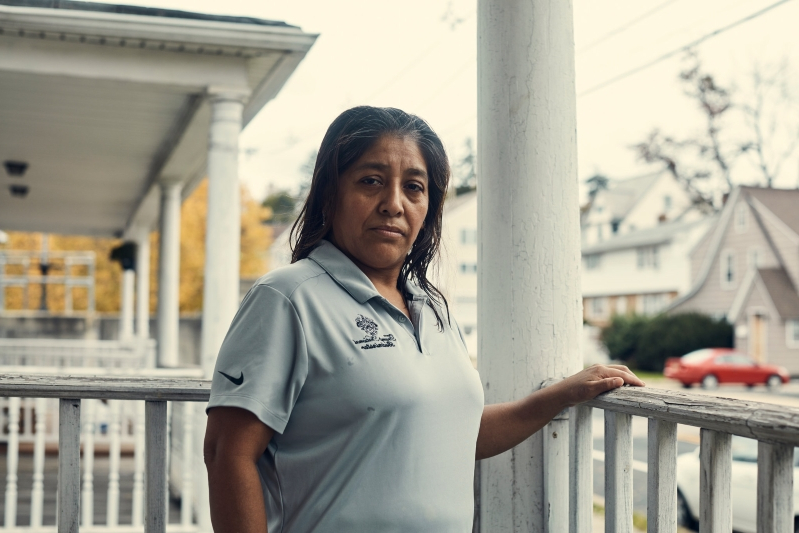 Victorina Morales Spoke Out Against President Trump. What Price Will She Pay?