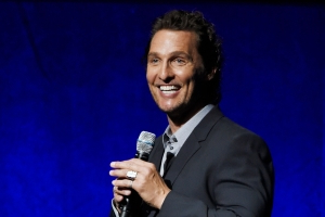 Matthew McConaughey: My mom wants to remake 'The Graduate' with me