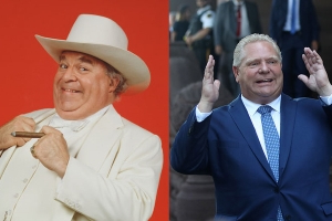 Ontarians, we're all living in a Dukes of Hazzard show now