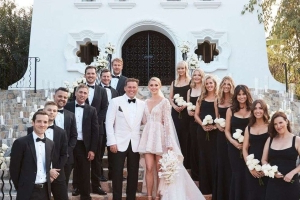 Karl Stefanovic and Jasmine Yarbrough's wedding: First look pictures!