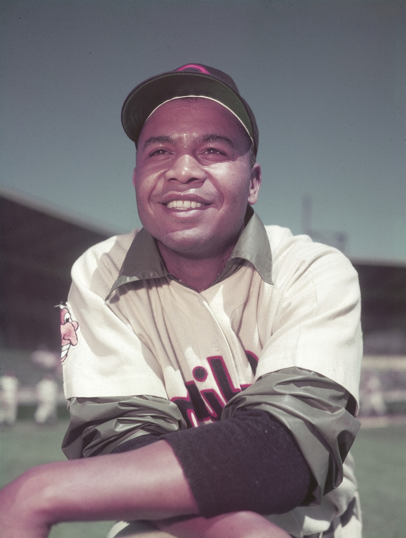 Senate passes bill to posthumously honor baseball pioneer Larry Doby