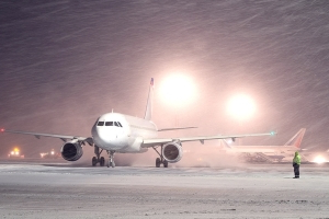 Storm Diego Causes Thousands of Flight Cancellations