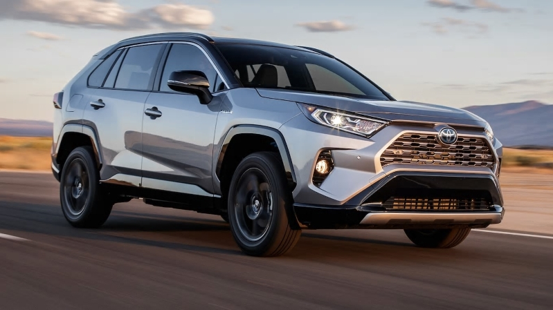 Reviews 2019 Toyota Rav4 Hybrid First Test More Power Less Gas