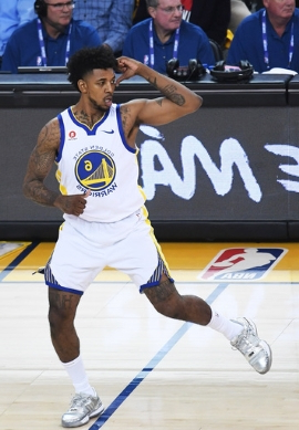 381ae86b0 Sport  Banged-up Nuggets sign veteran guard Nick Young - PressFrom - US