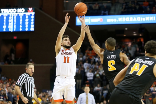 8cd3d2e3c0d Sport: Guy, Jerome lead No. 4 Virginia over VCU, 57-49 - PressFrom - US