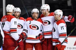 new concept 53051 044fa Sports: Carolina Hurricanes left hockey fans conflicted with ...