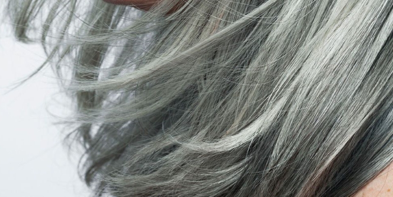 Style: This is what causes your hair to go grey - according