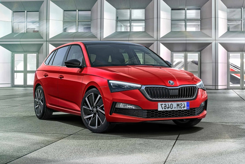 Cars 2019 Skoda Scala Everything You Need To Know Pressfrom