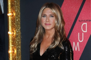 Jennifer Aniston once lived in a haunted house