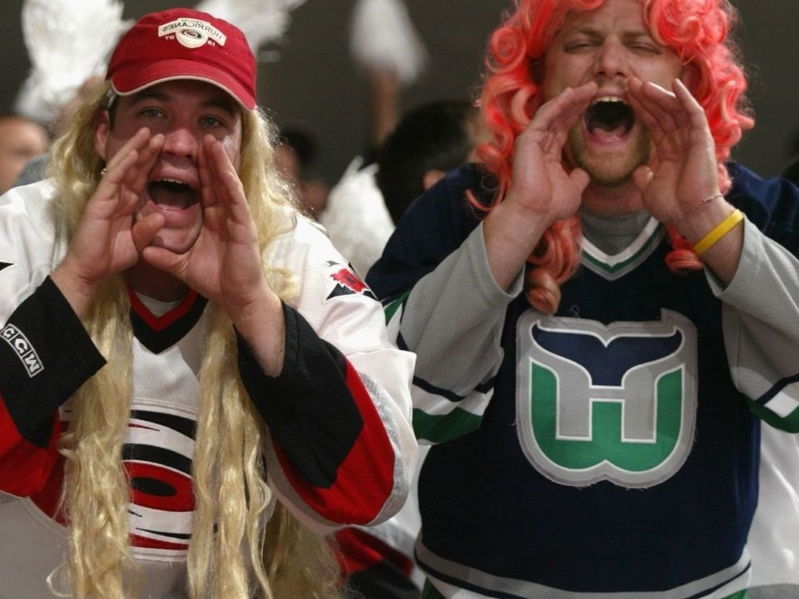 Sports  Hurricanes to use  Brass Bonanza  as goal song for Whalers ... 59190cc6009