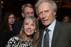 Revealed: The touching story of Clint Eastwood's secret daughter, 64, who was put up for adoption by her mother but who tracked down the Hollywood legend 30 years ago. Now they share vacations, weddings and a passion for golf