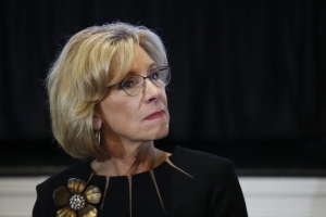 DeVos to cancel $150 million in student loan debt