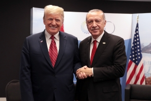 Erdogan, Trump agree 'more effective' coordination on Syria