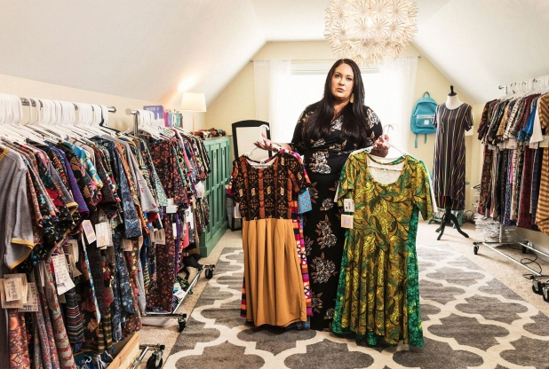 e5918ddc0 Technology: Thousands of women say LuLaRoe's legging empire is a ...