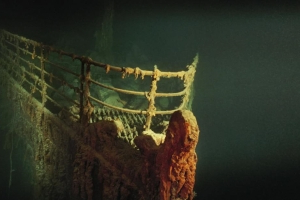 Titanic discovery was part of a secret US military mission